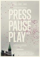 press pause play