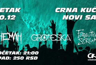 Groteska Neman Forgotten Scream